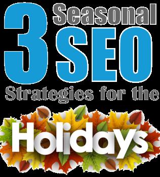 3 holiday SEO strategies